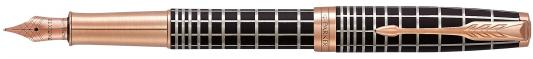 Перьевая ручка Parker Sonnet Premium F531 Masculine перо F 1931480