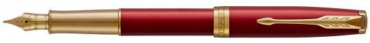 Купить со скидкой Перьевая ручка Parker Sonnet Core F539 перо М 1931478