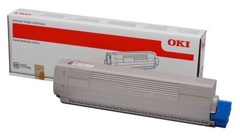 Картридж OKI 46508735 для MC332/363 голубой 3000стр