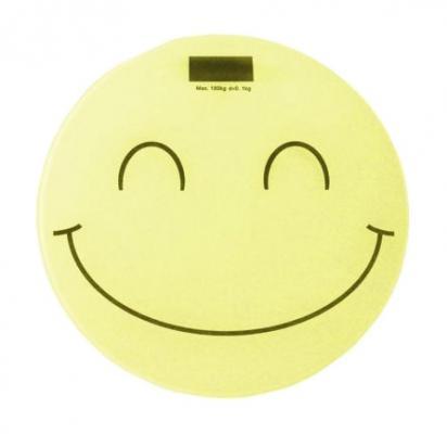 Весы напольные Irit IR-7251 жёлтый