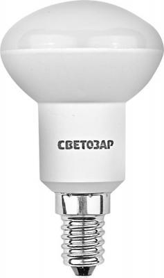 Лампа светодиодная гриб Светозар 44502-45 E14 5W 2700K
