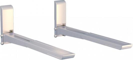 Кронштейн для СВЧ-печей Mart 03M серый max 40 кг настенный от стены 300-420 мм