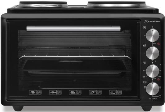 Мини-печь Schaub Lorenz SLE KS3600 чёрный