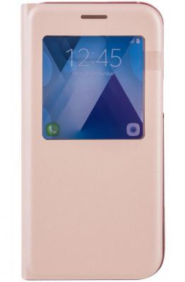 купить Чехол Samsung EF-CA520PPEGRU для Samsung Galaxy A5 2017 S View Standing Cover розовый недорого