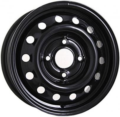 Диск Magnetto Nissan X-Trail 7xR17 5x114.3 мм ET45 Black [17000 AM]