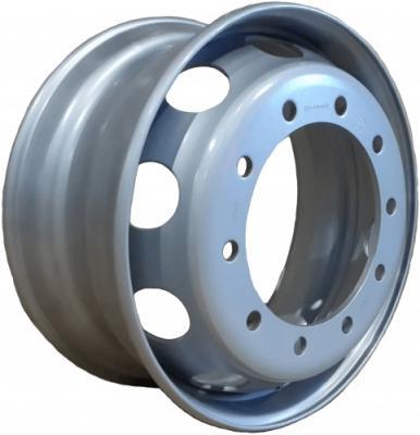 Диск Mefro 53205-3101012 7xR20 10x335 мм ET158 Серебристый