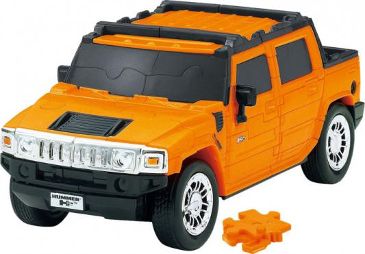 Пазл 3D HAPPY WELL 1:32 Hummer H2 Non Assemble (Solid version) 70 элементов
