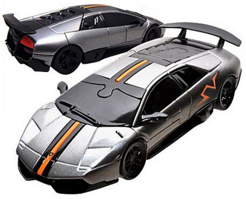 цена на Пазл 3D 37 элементов HAPPY WELL Lamborghini Murcielago LP 670-4 57092