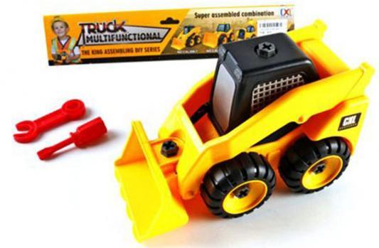 Строительная техника Shantou Gepai Truck с аксессуарами желтый  CXL200-7