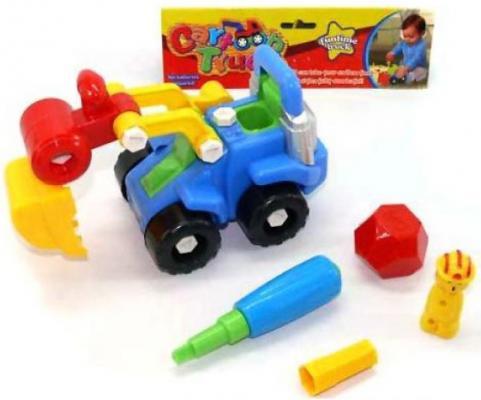 Трактор Shantou Gepai Трактор с ковшом цвет в ассортименте  332-A