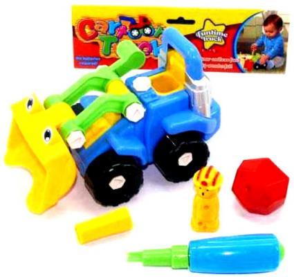 Трактор Shantou Gepai Трактор с грейдером разноцветный