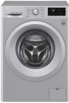 Стиральная машина LG F2J5NN4L белый стиральная машина lg fh2a8hds2 белый