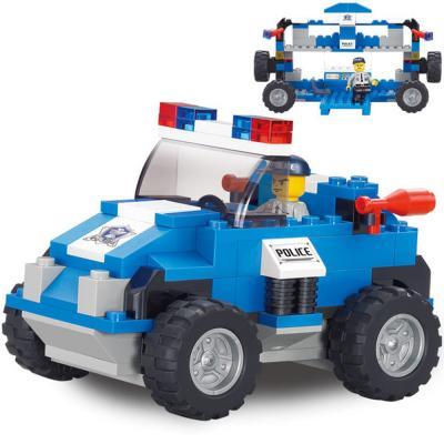 "Конструктор SLUBAN ""Полицейский спецназ"" - Машина 121 элемент M38-B0183 цена"