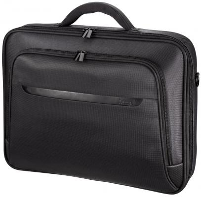 """Сумка для ноутбука 15.6"""" HAMA Miami Life полиэстер черный 00101218"""