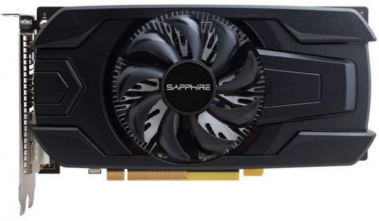 Видеокарта 4096Mb Sapphire RX 460 4G OC PCI-E HDMI DP DVI HDCP 11257-11-20G Retail видеокарта 4096mb sapphire rx 460 4g oc pci e hdmi dp dvi hdcp 11257 11 20g retail