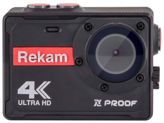 Экшн-камера Rekam XPROOF EX640 черный кольцо адаптер rekam sbwn