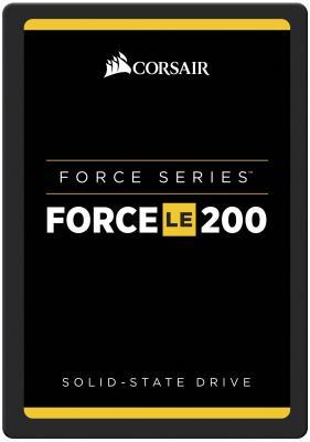 "SSD Твердотельный накопитель 2.5"" 120GB Corsair Force LE200 Read 550Mb/s Write 500Mb/s SATAIII CSSD-F120GBLE200"