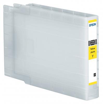 Картридж Epson C13T907440 для Epson WF-6090DW/6590DWF желтый
