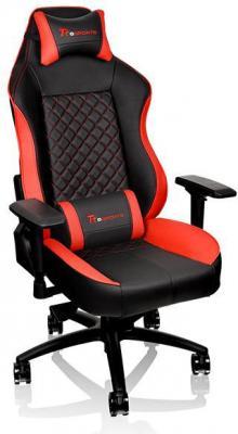 Кресло компьютерное игровое Thermaltake GT Comfort C500 черно-красный GC-GTC-BRLFDL-01 колонка tt esports battle bragon wireless speakers ht gvd dispbk 01
