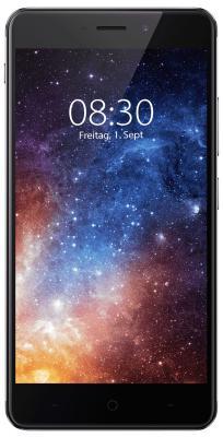 Смартфон Neffos X1 серый 5 16 Гб LTE Wi-Fi GPS 3G TP902A wi fi роутер tp link re200 re200