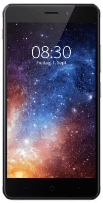 Смартфон Neffos X1 серый 5 16 Гб LTE Wi-Fi GPS 3G TP902A смартфон asus zenfone live zb501kl золотистый 5 32 гб lte wi fi gps 3g 90ak0072 m00140