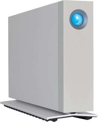 "Внешний жесткий диск 3.5"" USB3.0 6Tb Lacie d2 Thunderbolt2 STEX6000200 серебристый  цены"