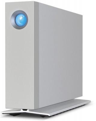 "Внешний жесткий диск 3.5"" USB3.0 8Tb Lacie d2 Thunderbolt2 STEX8000200 серебристый  цены"