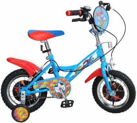 Велосипед Navigator Супермен 12 голубой ВН12100 велосипед двухколесный navigator супермен 12 голубой