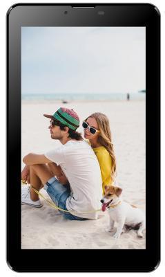 "IRBIS TZ740, 7"" (1024x600IPS), SC7731 4x1,2Ghz (QuadCore), 512MB, 8GB, cam 0.3MPx, Wi-Fi, 3G (2xSimCard), Bluetooth, GPS, Android 4.4, microUSB, MicroSD, jack 3.5, Black'"