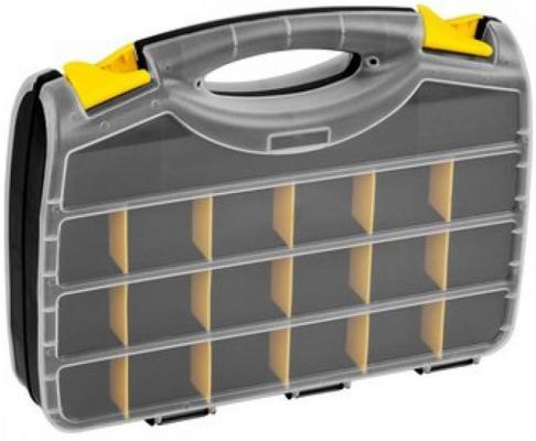 "Органайзер Stayer Master 15"" для крепежа и принадлежностей 380х290х80мм 38039-15"