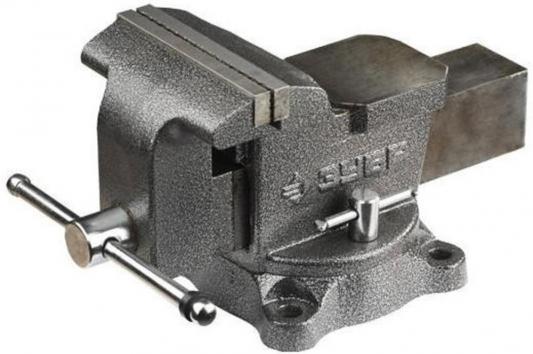 Тиски Зубр Мастер слесарные поворотные 125мм 3258-125 слесарные поворотные тиски 125 мм fit т 36300 59712