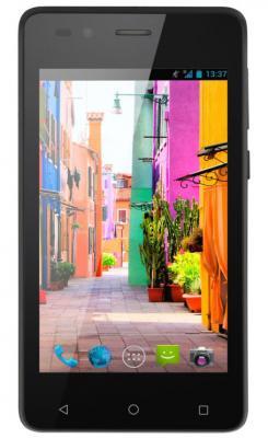 """Смартфон Jinga A400 черный 4"""" 4 Гб Wi-Fi GPS 3G"""