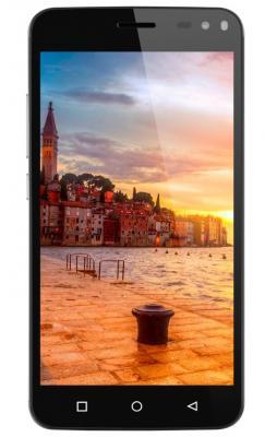 """Смартфон Jinga Iron серый 5"""" 8 Гб GPS 3G"""