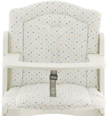 Подушка для для стульчика Pali Pappy-Re (polka dot bue голубой)
