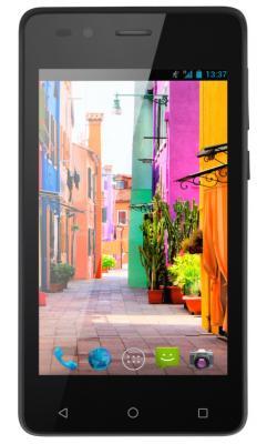 "Смартфон Jinga A400 оранжевый 4"" 4 Гб Wi-Fi GPS 3G"