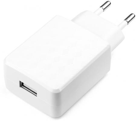 Сетевое зарядное устройство Cablexpert MP3A-PC-05 USB 2А белый