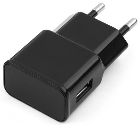 Сетевое зарядное устройство Cablexpert MP3A-PC-10 1A черный