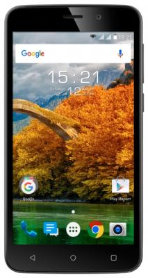 Смартфон Fly FS509 Nimbus 9 черный 5 8 Гб Wi-Fi GPS 3G смартфон fly fs454 nimbus 8 white