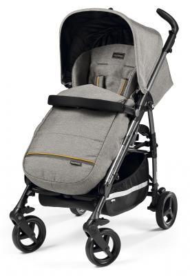 Коляска-трость Peg-Perego Si Completo (luxe grey) коляска трость peg perego si completo blue denim