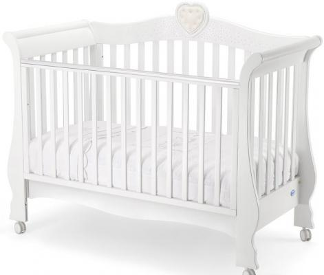 Кроватка-диван Pali Alexandra (белый)