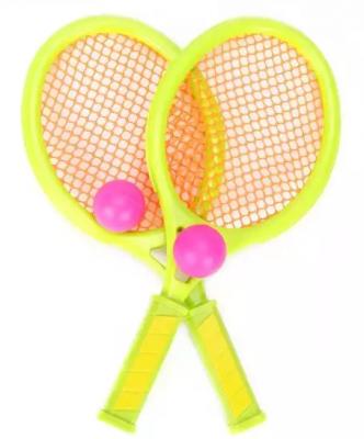 Набор ракетки детские Shantou Gepai 29 см, 2 мяча