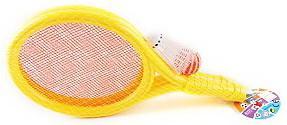 Набор ракетки детские Shantou Gepai 32,5 см, мяч, волан