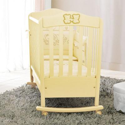 Кроватка-качалка Pali Marilyn Prestige (магнолия) детские кроватки pali classic prestige