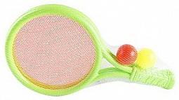 Набор ракетки детские Shantou Gepai 40 см, 2 мяча