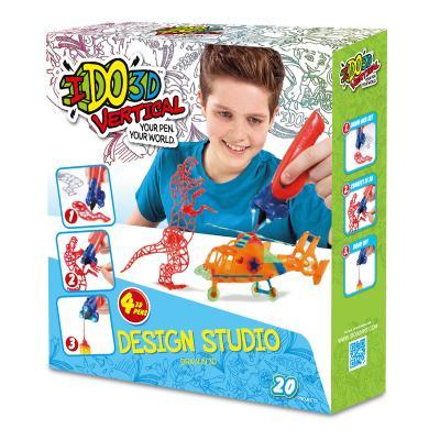 """Набор 3D-ручек REDWOOD """"Вертикаль"""" - Дикие забавы от 8 лет"""