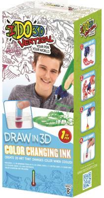 Ручка 3D Вертикаль Магия цвета REDWOOD 3D 1 ручка меняющая цвет зелен/корич 166061