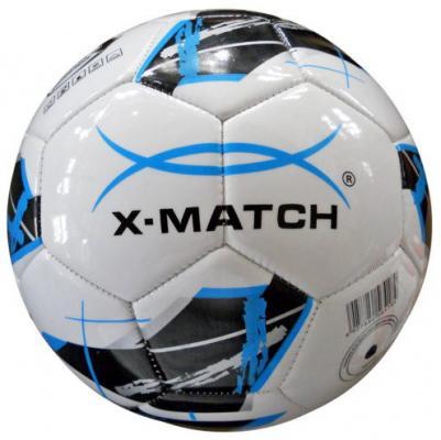 Мяч футбольный X-Match 56418 в ассортименте