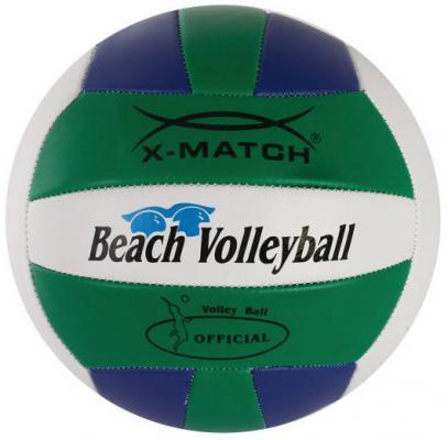 Мяч волейбольный X-Match 56298 21 см 56298 мяч попрыгунч mondo минни 45 см