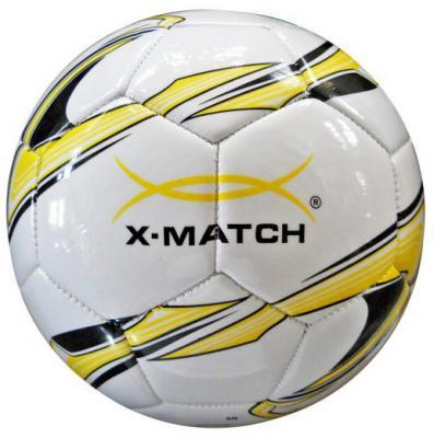 Мяч футбольный X-Match 56409 мяч mitre delta match 5 bb 1100whk