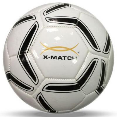 Мяч футбольный X-Match 56383 в ассортименте